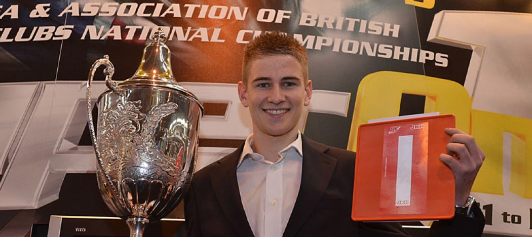 Jack Barlow graduates to KF2 with Intrepid