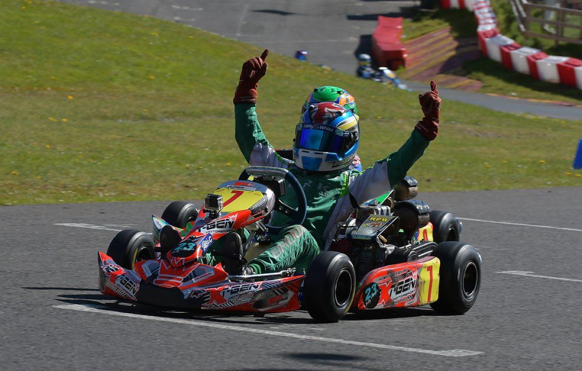 Archie Brown - Next-Gen Motorsport - Rowrah - #Kartpix - #superoneseries