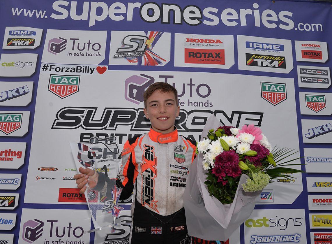 Archie Brown - Next-Gen Motorsport - Clay Pigeon - #Kartpix - #superoneseries