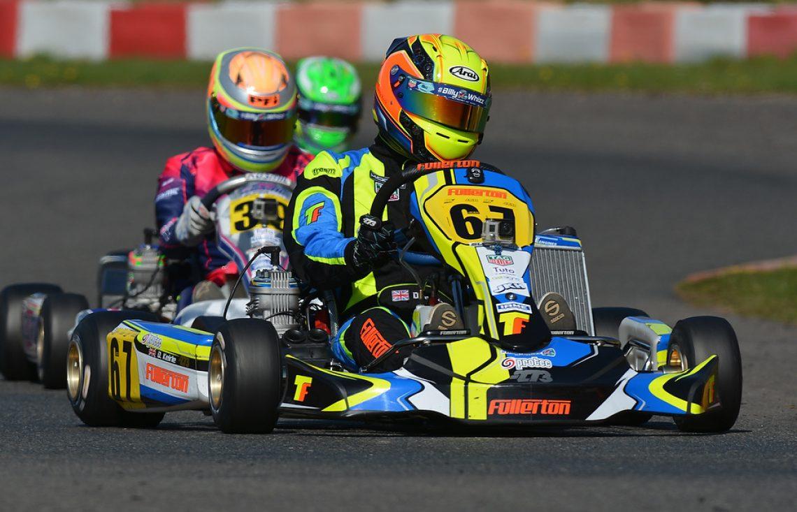 Danny Keirle - Jade Race Team - Rowrah - #Kartpix - #superoneseries