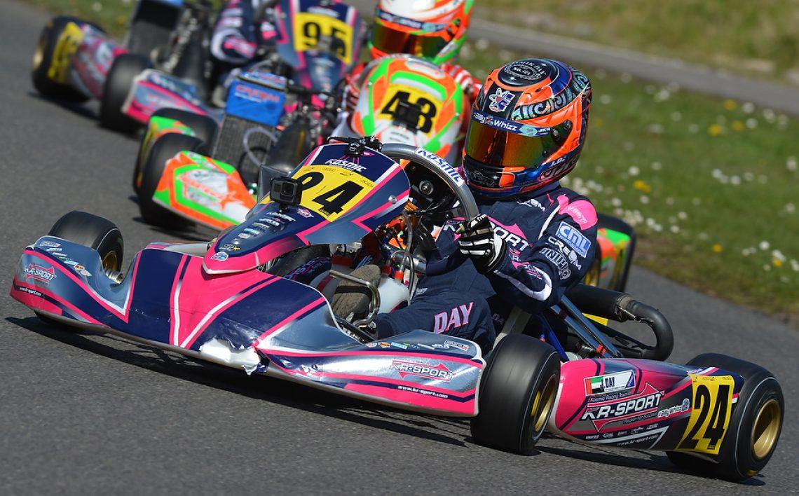 Jamie Day  - KR-Sport - Rowrah - #Kartpix - #superoneseries