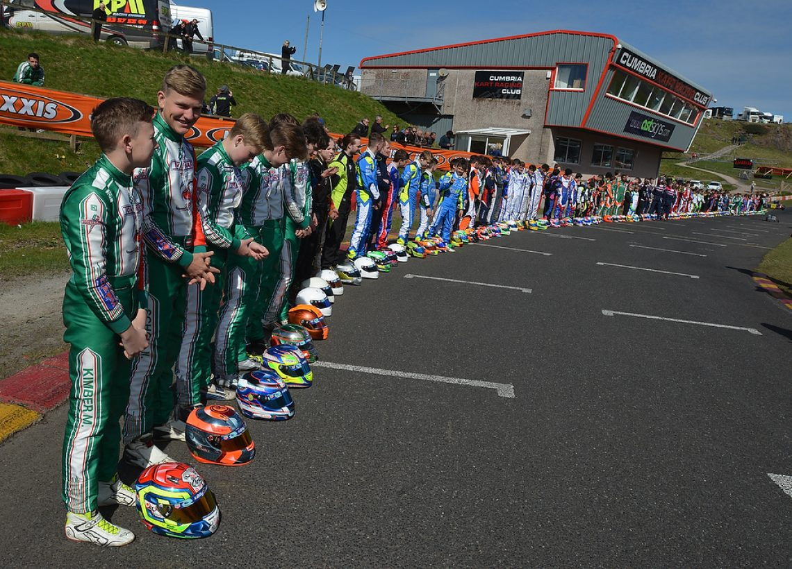 Mark Kimber - Strawberry Racing - Rowrah - #Kartpix - #superoneseries