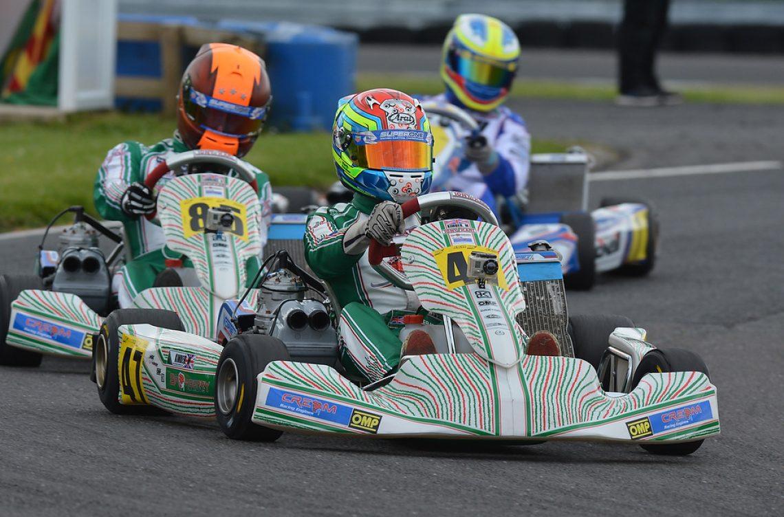 Mark Kimber - Strawberry Racing - Clay Pigeon - #Kartpix - #superoneseries