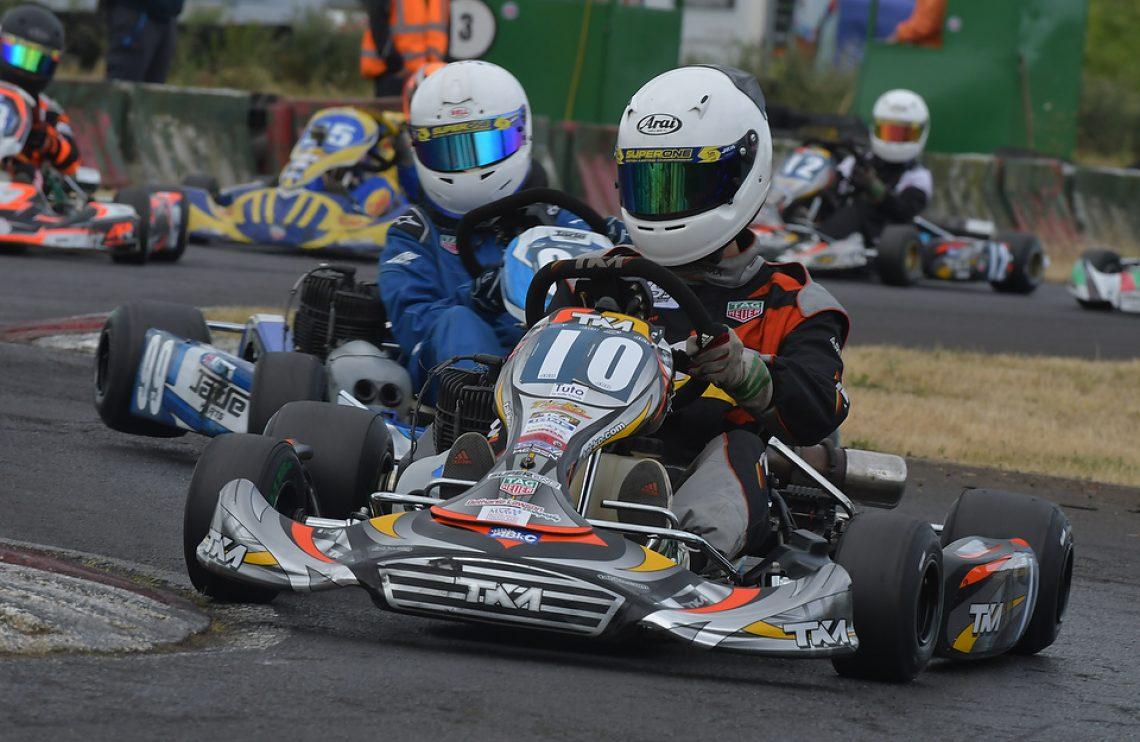 Ross Deal - Tal-Ko Racing - Fulbeck - #Kartpix - #superoneseries