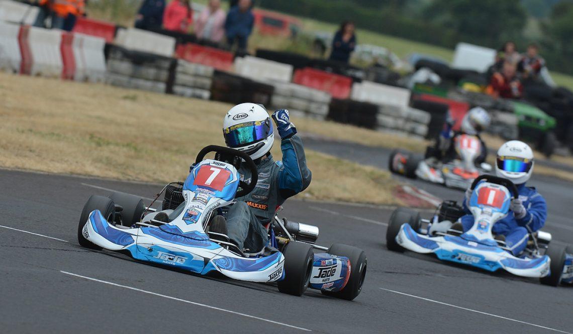 Sam Fowler - Jade Race Team - Fulbeck - #Kartpix - #superoneseries