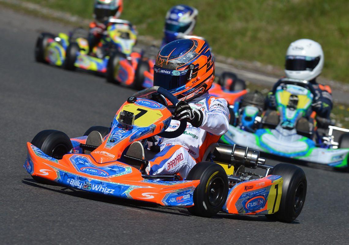 Taylor Barnard - Fusion Motorsport - Rowrah - #Kartpix - #superoneseries