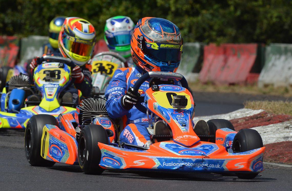 Taylor Barnard - Fusion Motorsport - Fulbeck - #Kartpix - #superoneseries