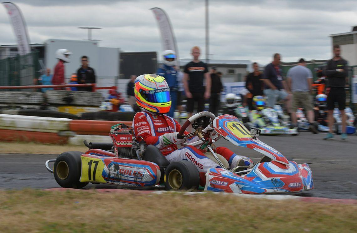 Tom Adams - Coles Racing - Fulbeck - #Kartpix - #superoneseries